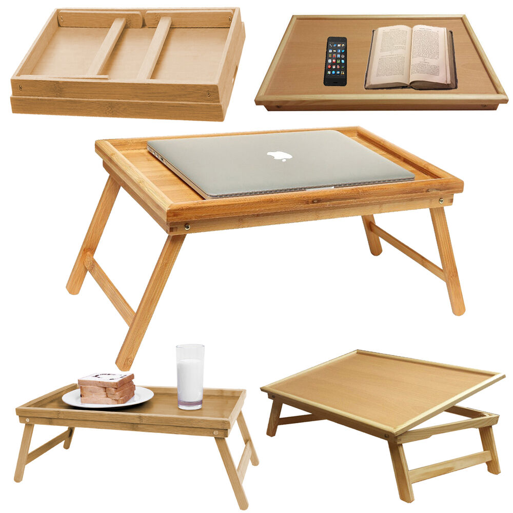 Bed writing table