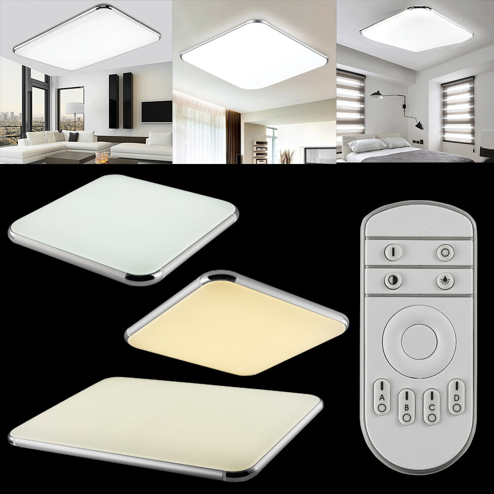 led ceiling down light day warm white dimmable kitchen bathroom living
