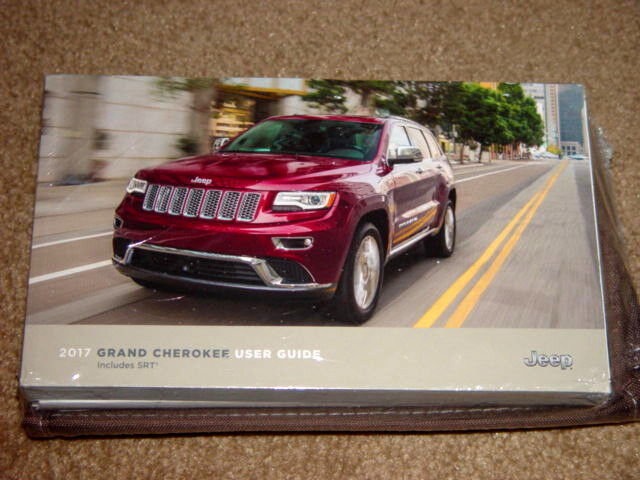 2017 Jeep Grand Cherokee Owners Manual