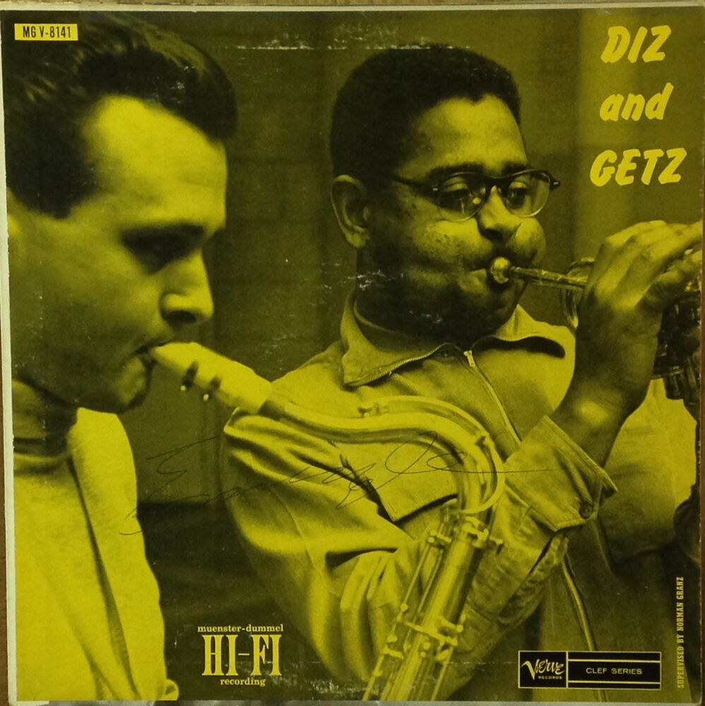 Dizzy Gillespie The New Continent