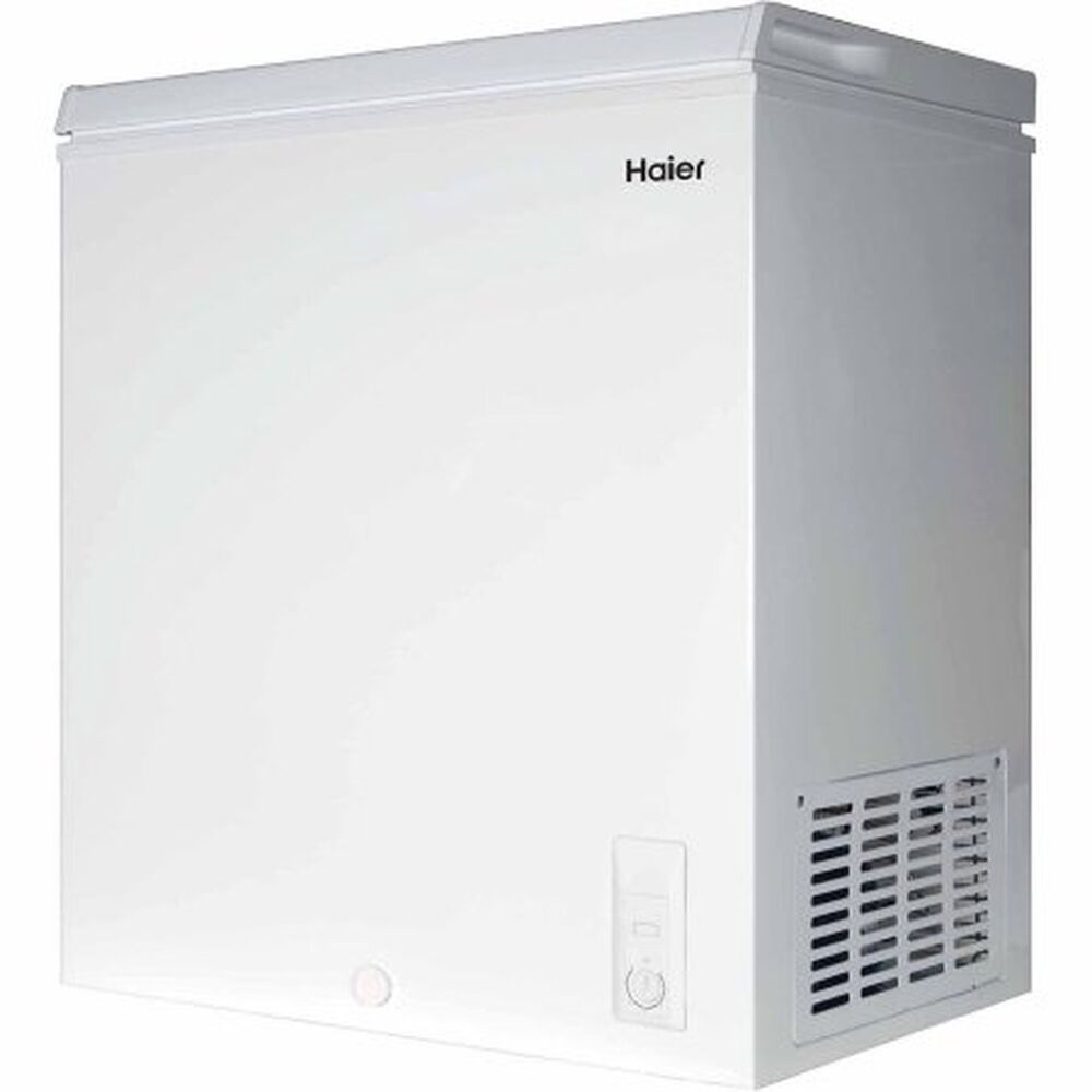 Haier Chest Deep Freezer 5.0 cu ft Small Size Compact Dorm