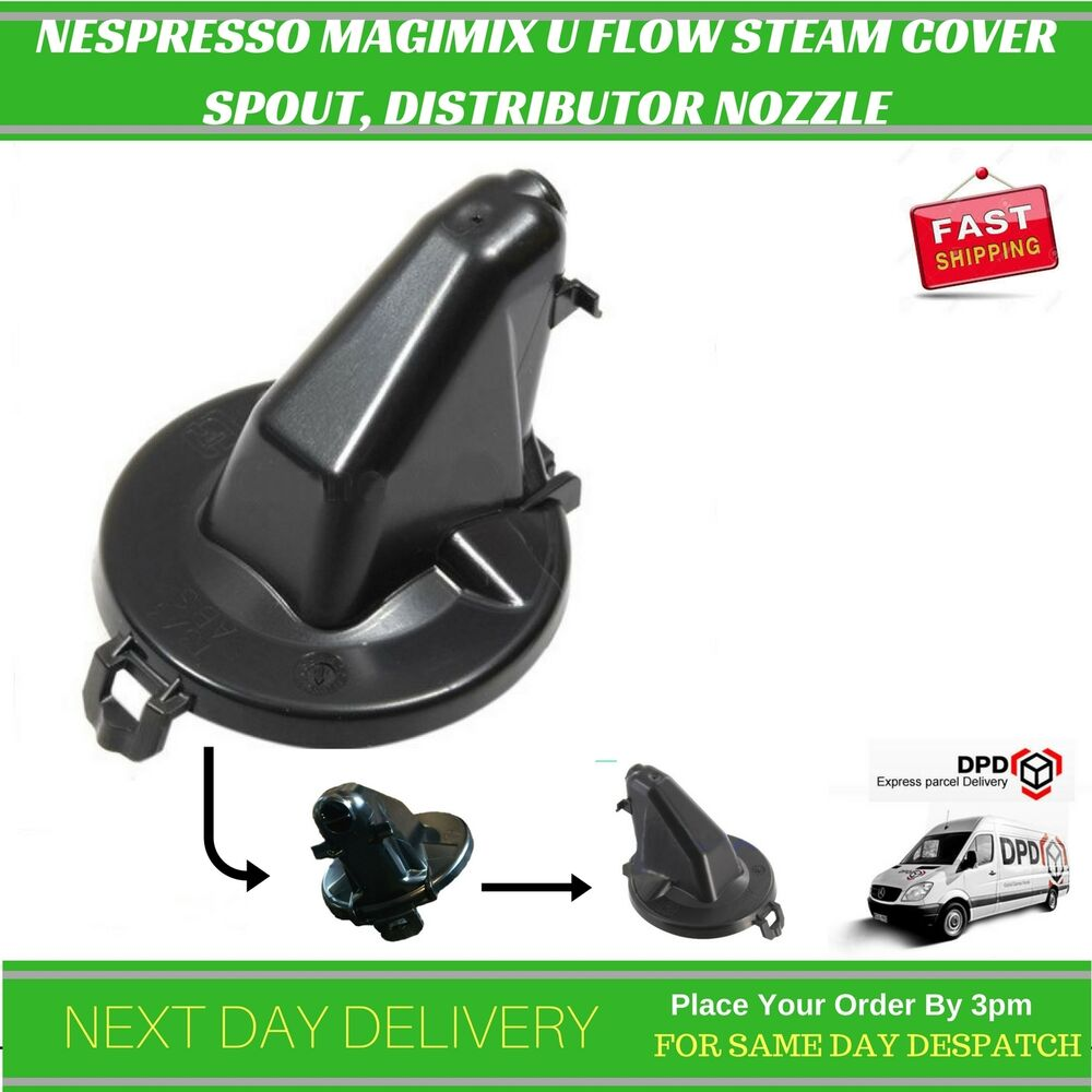 Magimix U Steam Cover Head Spout Distributor Nespresso