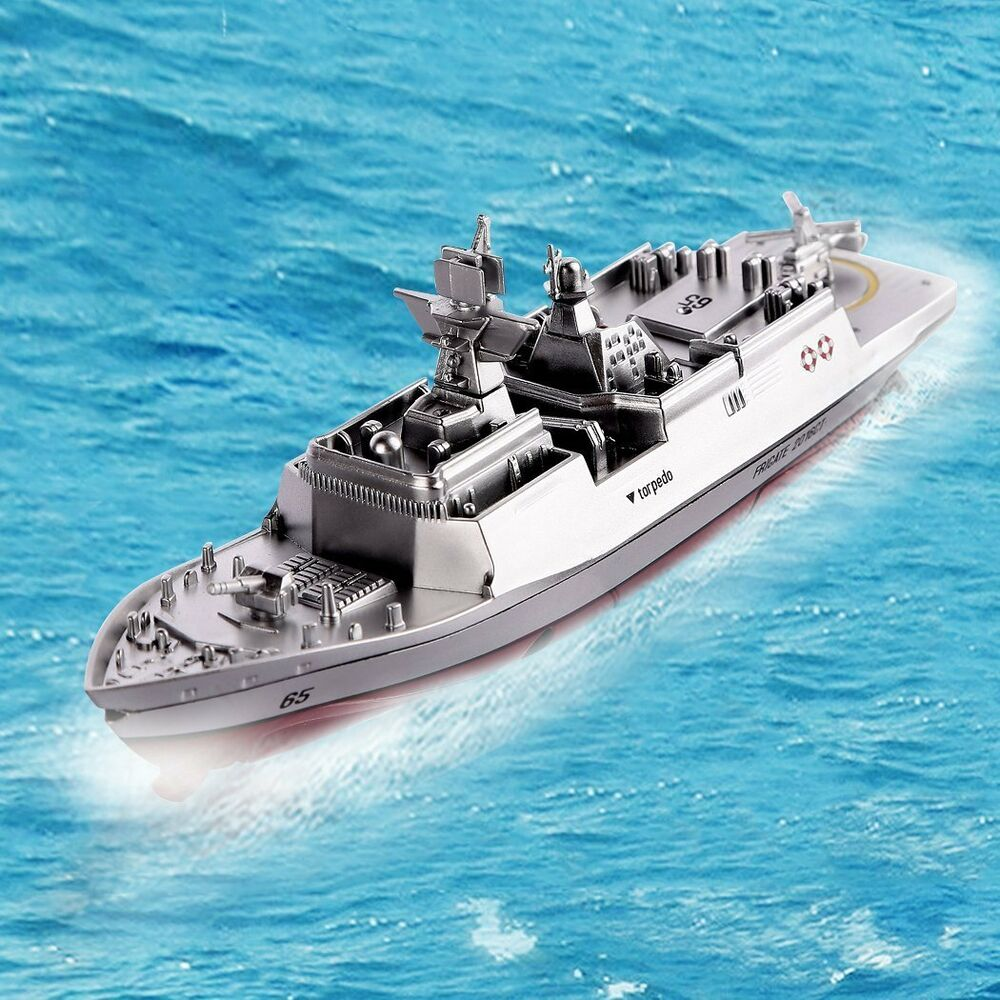 Remote Control Boats : Rc boat destroyer radio remote control battle ship warship