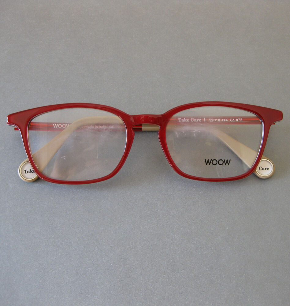 Face A Face Paris Woow Take Care Rectangular Glasses