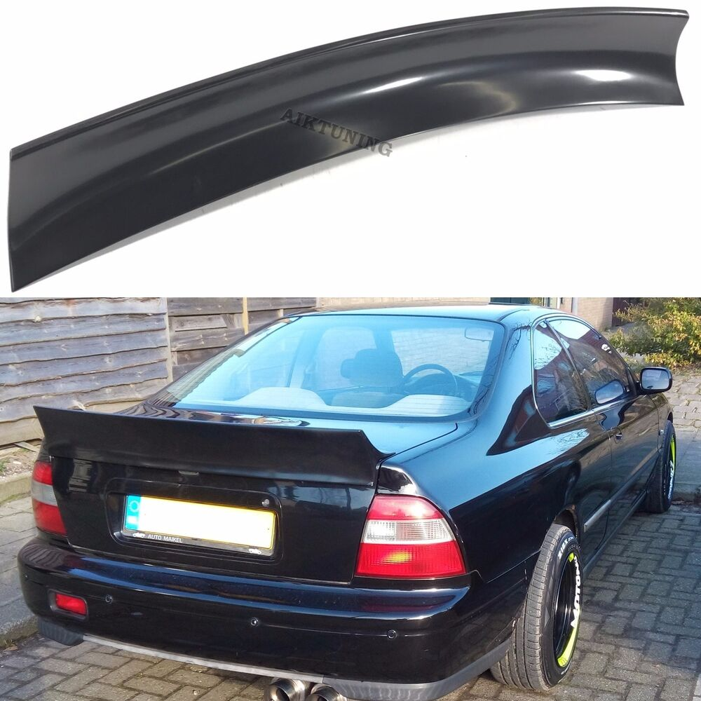 Accord Coupe Vs Civic Coupe >> Honda Accord CD5 CD6 CD7 Rocket Bunny Rear Trunk Spoiler Ducktail Wing 93-97 | eBay