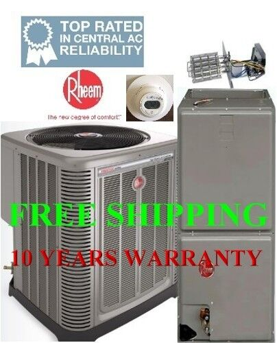 3 Ton R 410a 14seer Complete Electric System Condenser Air
