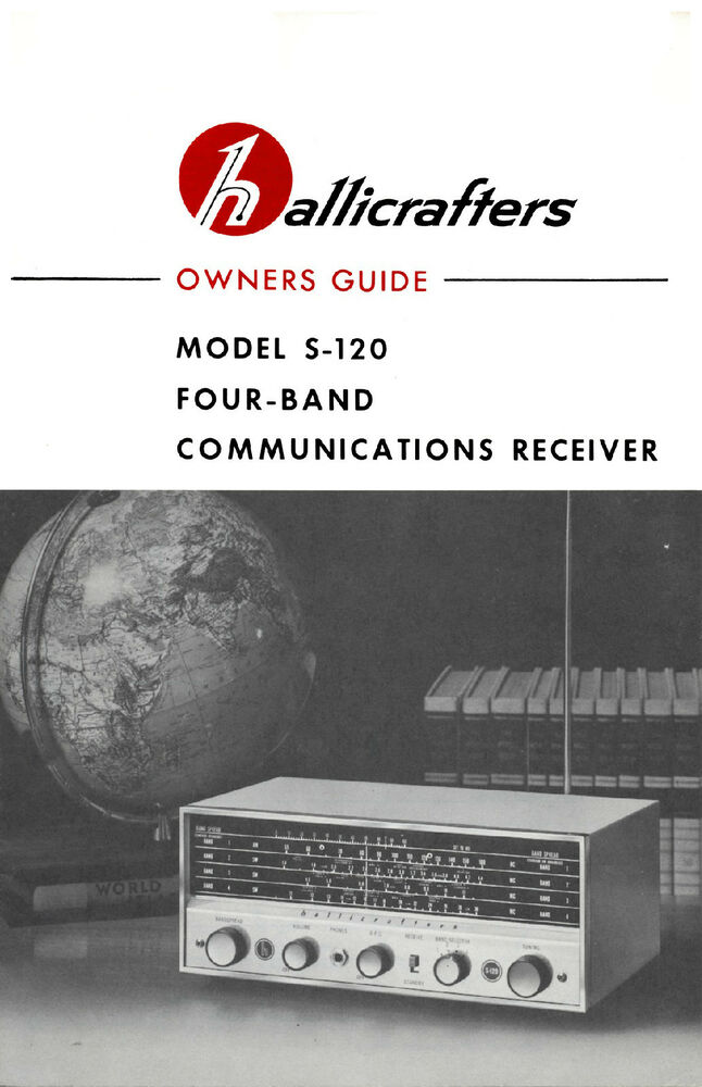 Manual for Narco 120 Radios on