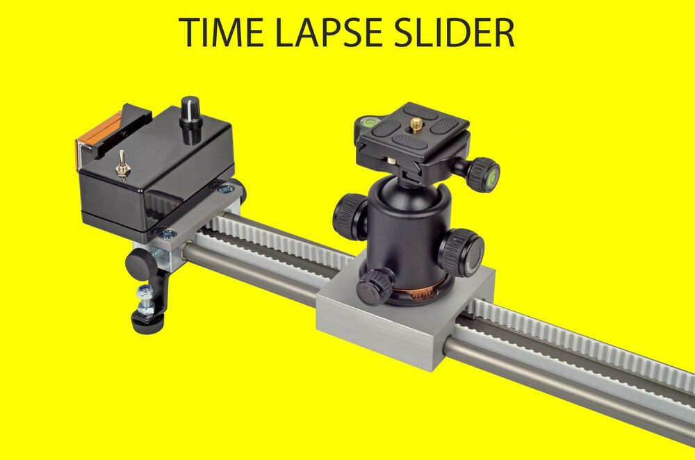 150 cm motorized time lapse video slider timelapse for Motorized video slider