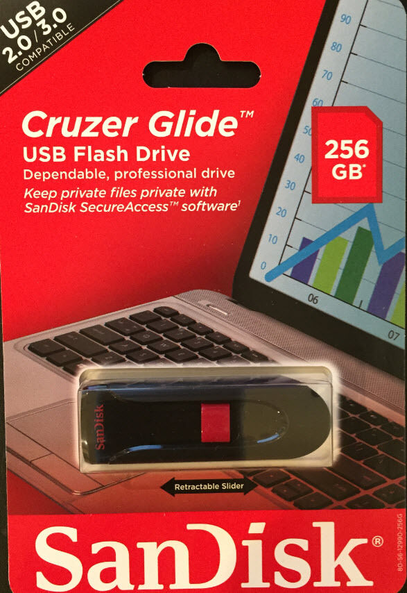 Sandisk cruzer glide 3 0 256gb usb 2 0 3 0 compatible - Is usb 3 0 compatible with a usb 2 0 port ...