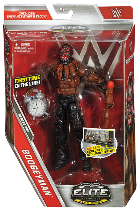Toys That Are 48 20 : Boogeyman wwe elite mattel toy wrestling action