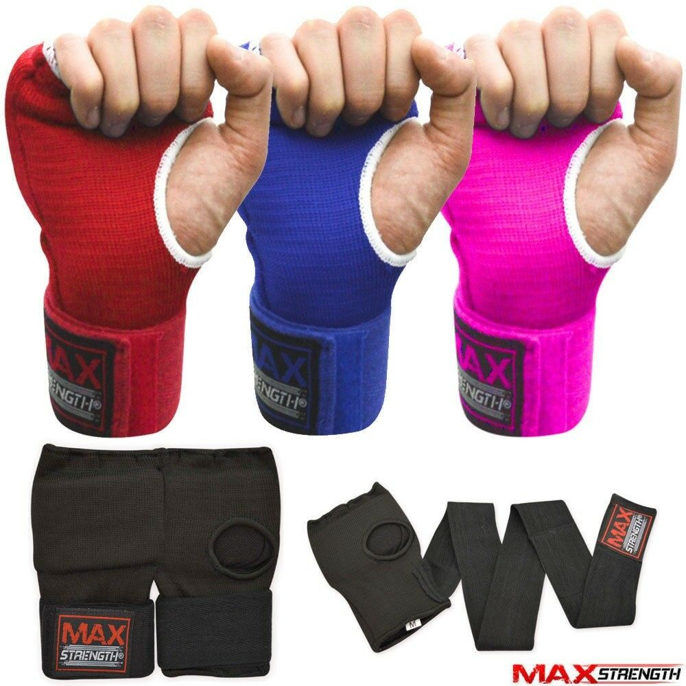 4.5 m Hand Wraps Inner MMA Boxing Gloves Bandages Training Muay Thai Stretch