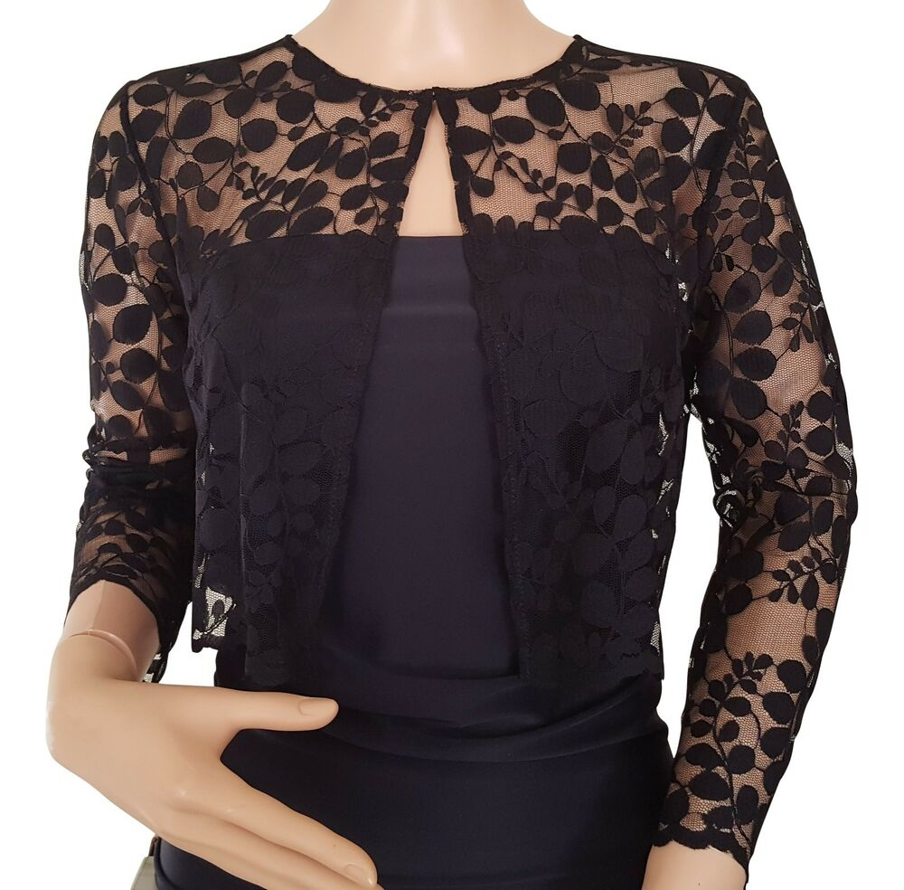 You searched for: womens black lace jacket! Etsy is the home to thousands of handmade, vintage, and one-of-a-kind products and gifts related to your search. No matter what you're looking for or where you are in the world, our global marketplace of sellers can help you .