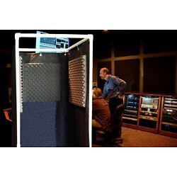 Kyпить Vocal Booth Noise Reflection & Echo Eliminator - Stand-In - Patented на еВаy.соm