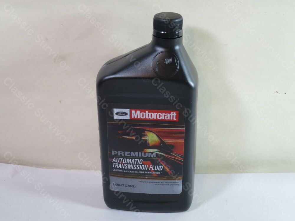 Genuine Ford Fluid XT-8-QAW Premium Automatic Transmission Fluid 1-Quart | eBay
