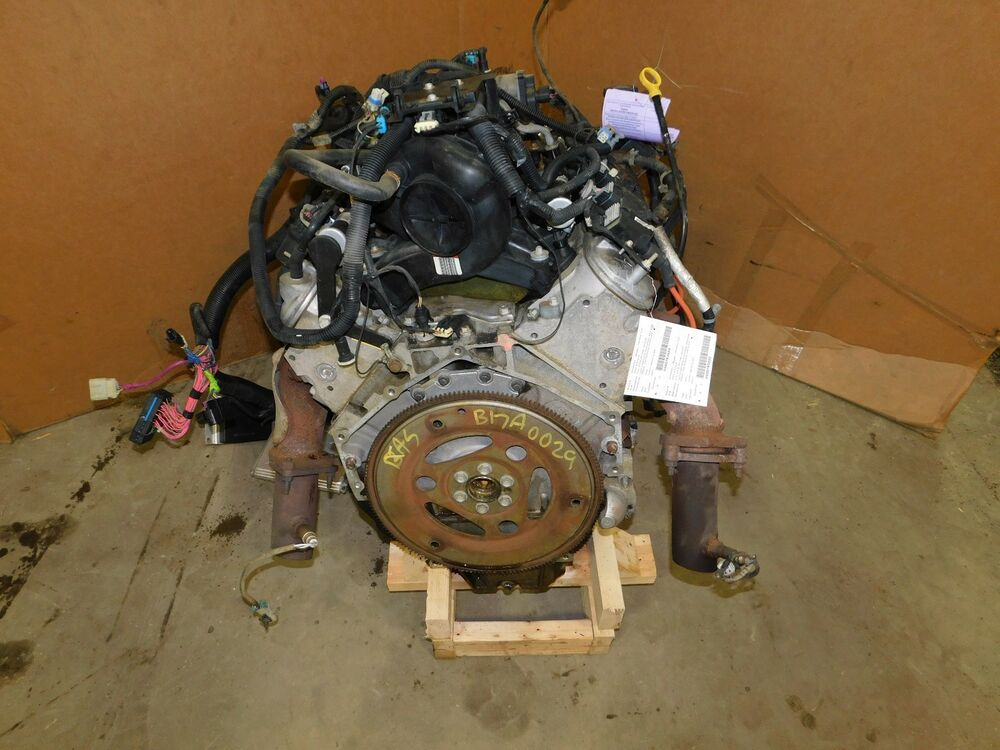 5 3 Liter Vortec Engine Motor L33 Gm Chevy Gmc 123k