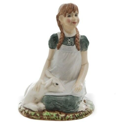 Jan Hagara Figurines For Sale: Heidi Figurine HN 2975