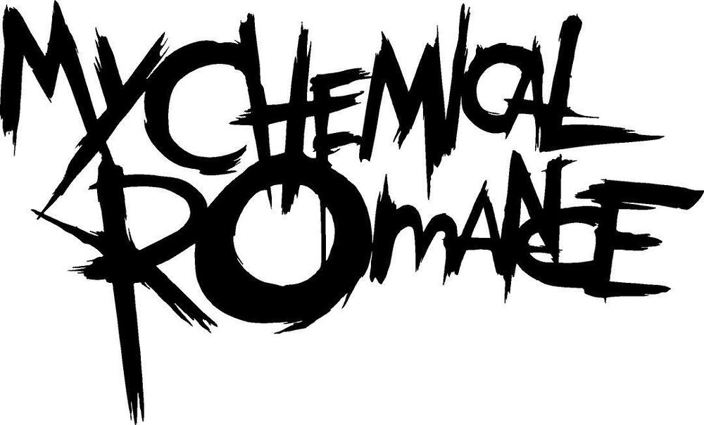My Chemical Romance Decal Sticker Free Shipping Ebay