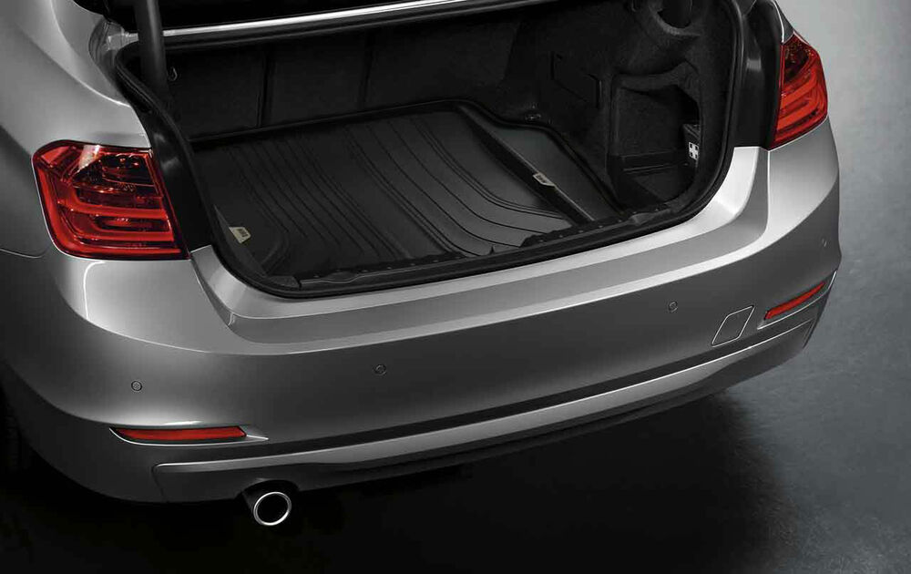 Bmw Genuine Fitted Protective Car Boot Cover Liner Mat F31