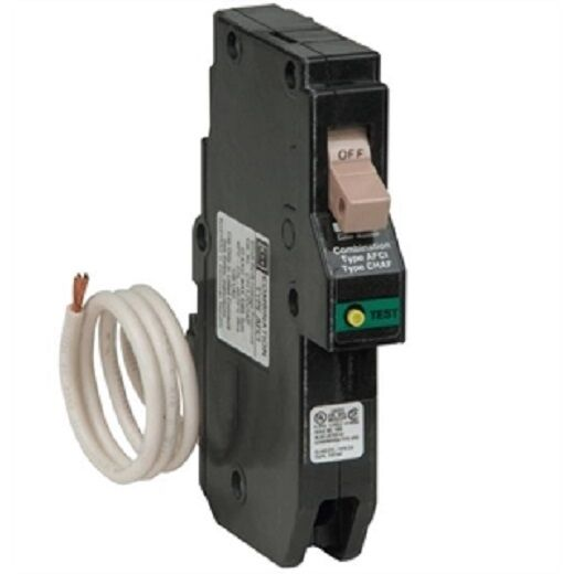 arc fault breakers square d with 201815876320 on Watch additionally 262674164860 additionally Abb Power Circuit Breaker Wiring Diagram also 11 moreover B00KHVM3FM.