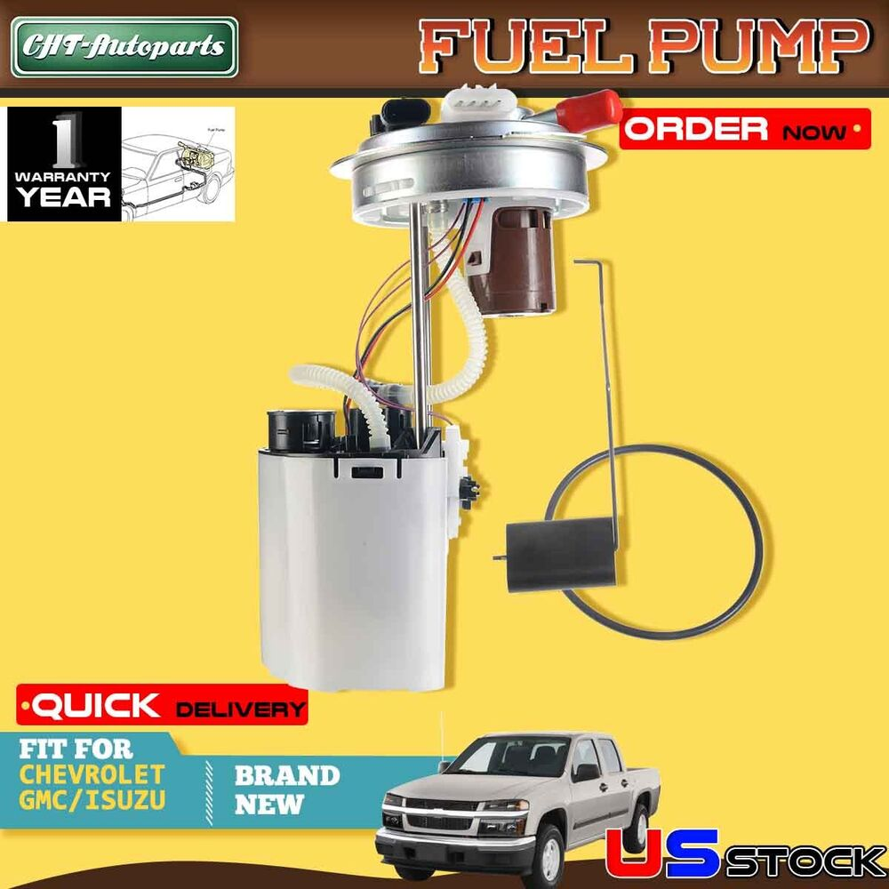 fuel pump module assembly for chevrolet colorado gmc. Black Bedroom Furniture Sets. Home Design Ideas