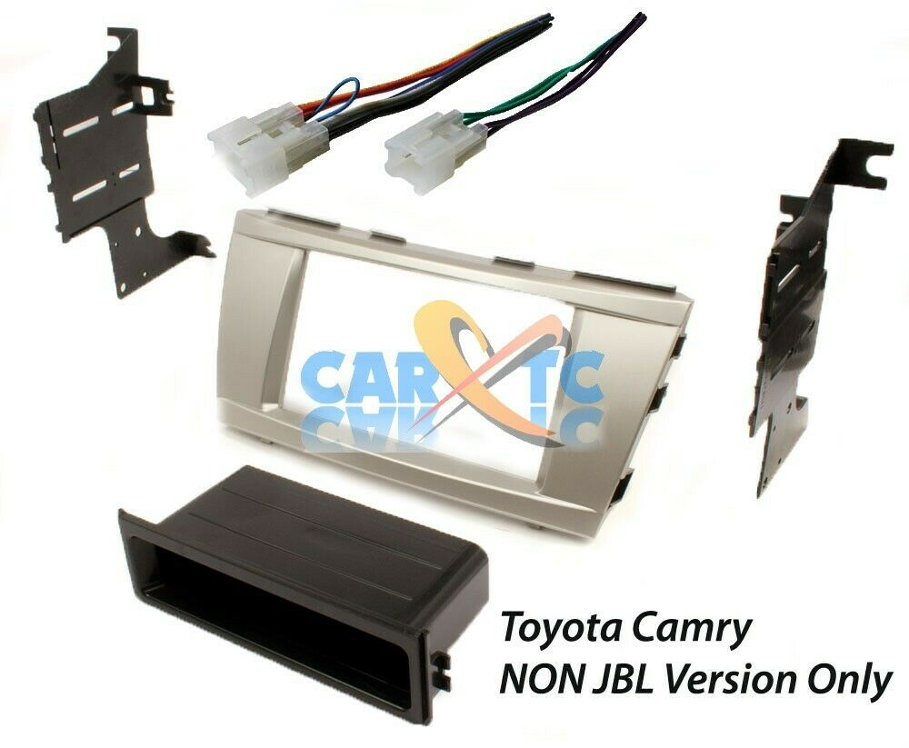 dash stereo kit & radio wire harness for camry (select ... 2000 toyota camry radio wiring diagram 95 toyota camry radio wiring harness