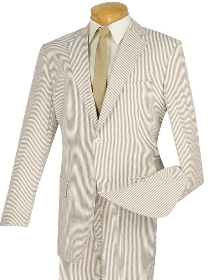 Mens style with pin striped suits matchless