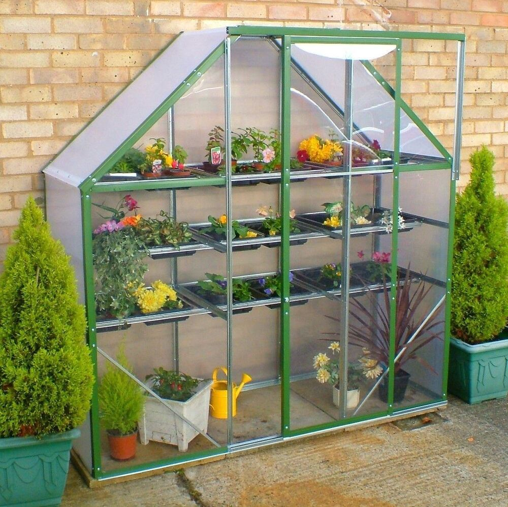 Ultimate Spacesaver Compact Mini Greenhouse 2x6ft Tomato