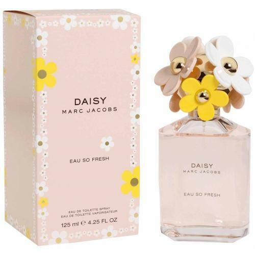 Daisy Eau So Fresh Perfume by Marc Jacobs, 4.2 oz EDT Spray for Women NEW