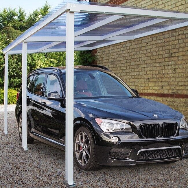 Pvc Car Shelters : Low cost diy pvc carport awning smoking shelter fuel store