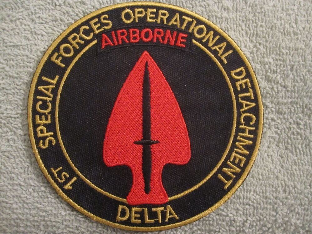 "1st Special Forces Operational Detachment ""Delta Force ..."