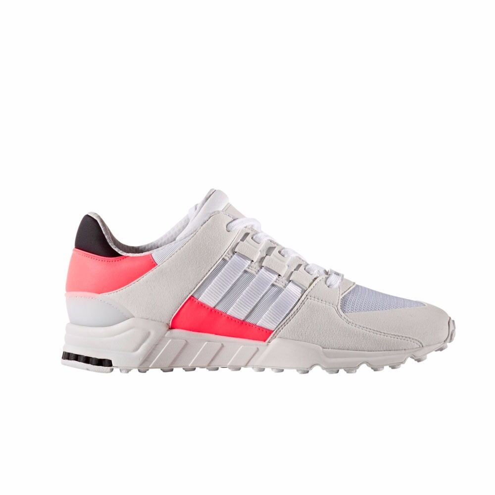 sale retailer 2662d 711a0 Details about BA7716 Adidas EQT Support RF (WhiteTurbo Red) Mens Running  Shoes