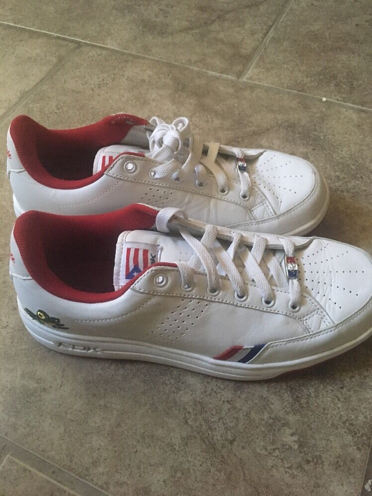 rare reebox  unit limited edition puerto rican coki frog shoes ebay