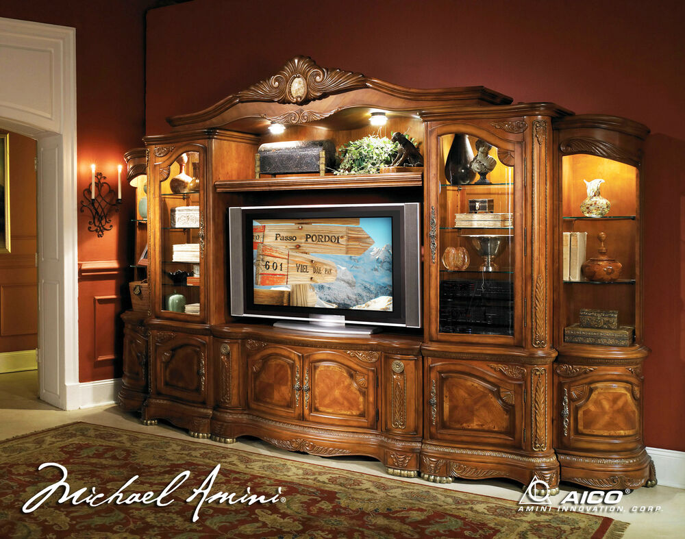 Living Room Entertainment Living Room Traditional Entertainment Wall Units Stands Ebay