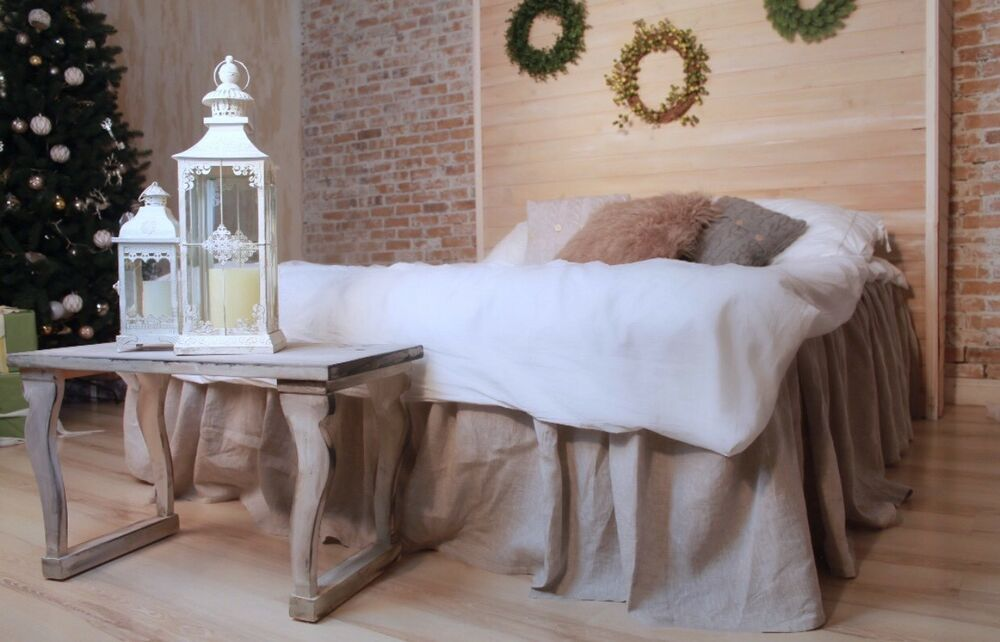 RH's Vintage-Washed Belgian Linen Bed Skirt:SAVE % DURING THE HOME FURNISHINGS EVENT. LIMITED TIME specialtysports.ga SHIPPINGThe finest linen dresses the bed with classic simplicity. Offering a unique blend of comfort, practicality and elegance, linen is pure luxury.
