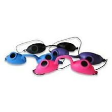 Tanning Bed Eyewear Goggles Super Sunnies Evo Flexible UV Protection 3 Pair