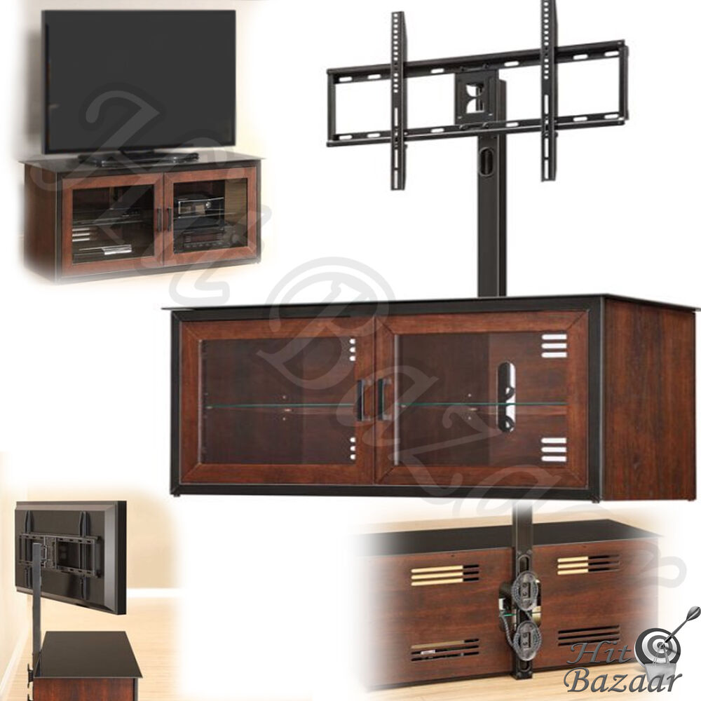 tv stand console media entertainment center furniture wall. Black Bedroom Furniture Sets. Home Design Ideas