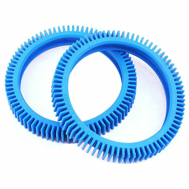 Details About Poolvergnuegen The Pool Cleaner Rear Back Tires 2 In Package 896584000 082