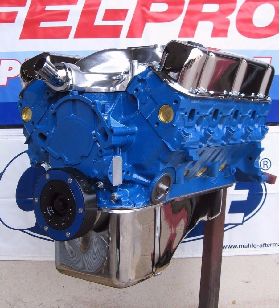 Ford 351 Windsor 345 Hp High Performance Balanced Crate