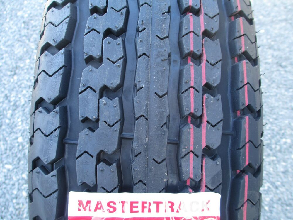 1 New St 235 85r16 Mastertrack Radial Trailer Tires 10 Ply