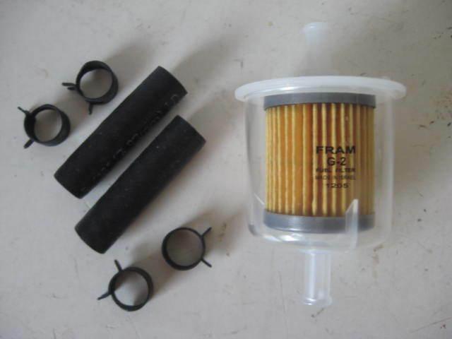 fram g2 inline fuel filter clear inline fuel filter fram