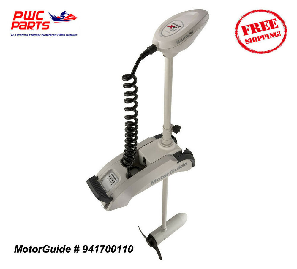 Motorguide xi5 wireless trolling motor gps 80lbs 48 24v for Motorguide trolling motors parts