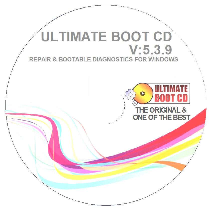 ultimate boot cd computer laptop recovery restore fix repair boot disc ebay. Black Bedroom Furniture Sets. Home Design Ideas