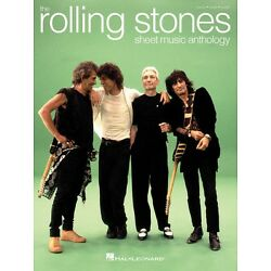 Kyпить The Rolling Stones Sheet Music Anthology Piano Vocal Guitar SongBook 000193590 на еВаy.соm