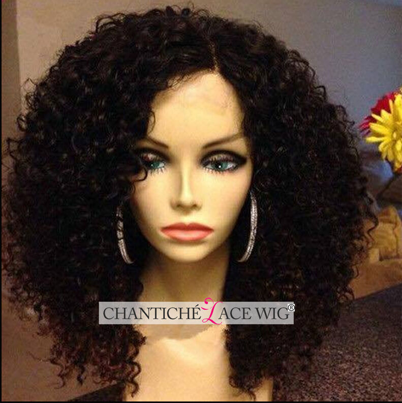 Curly Human Hair Lace Front Wigs Short Bob Brazilian Remy ... - photo#16