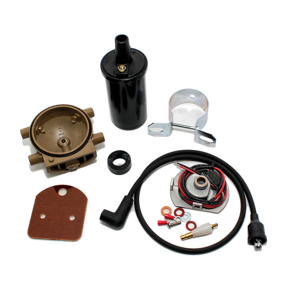 Ford 9n Distributor : Pertronix xtp ignitor ford n tractor cyl