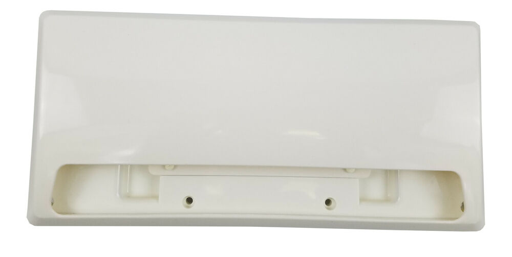 Heng 39 s new style j116twh cn creamy white exhaust vent rv - Exterior wall vent for rv range hood ...