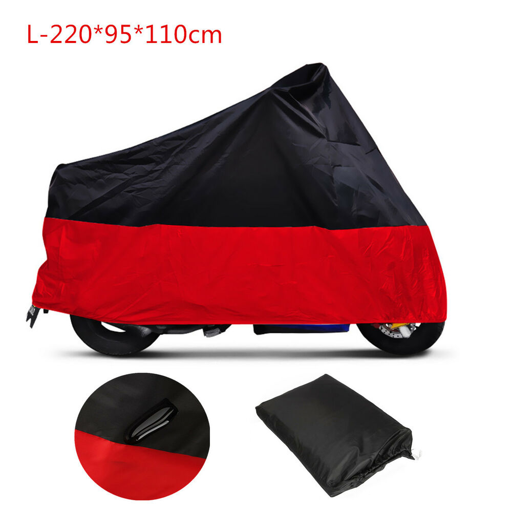 L motorcycle rain cover for yamaha majesty vino 125 for Yamaha zuma scooter cover