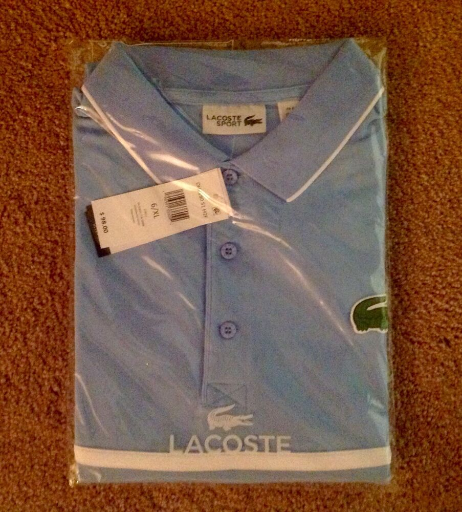 New ATP MIAMI OPEN LACOSTE TENNIS POLO 2017 Limited Edition SHIRT XL 6    eBay 1f26cedec7