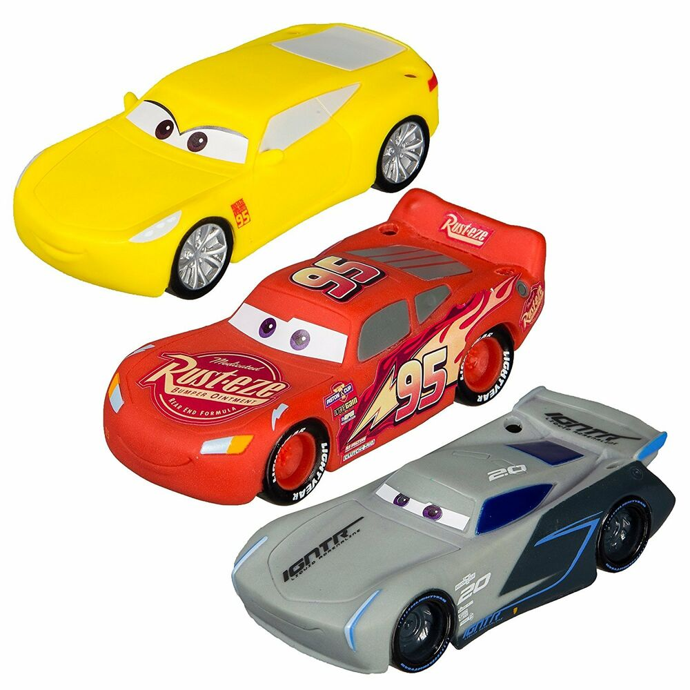 Swimways Disney Cars 3 Dive Characters 3 Pack 25283 New In Sealed