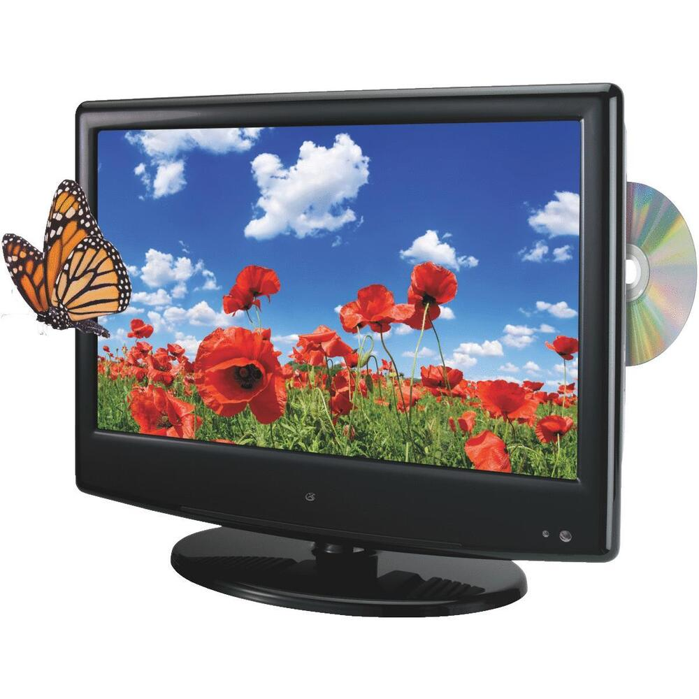 gpx 13 led tv dvd combo ebay. Black Bedroom Furniture Sets. Home Design Ideas